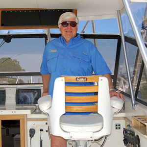 Picture of Captain Ed Karber From Offshore Yacht Sales in Connecticut