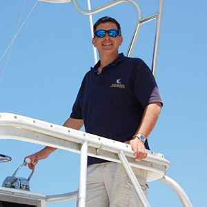 Photo of Captain Rich Karber From OffShore Yacht Sales in CT