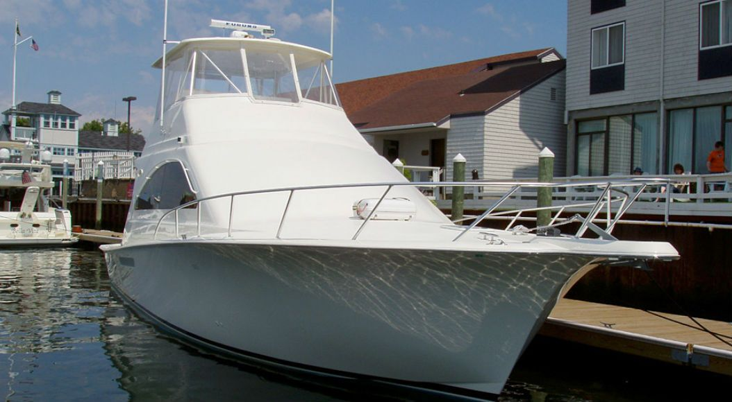 Offshore Yacht Sales CT, Boat and Yacht Broker in Connecticut